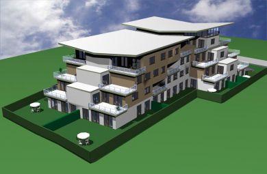 Bytový dom na Kľukatej ul. - BA Ružinov | Projekt investor Gurman s.r.o.